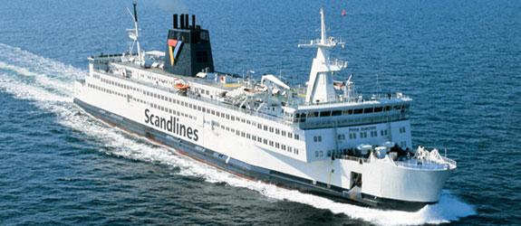 denmark ferry