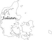 julian map