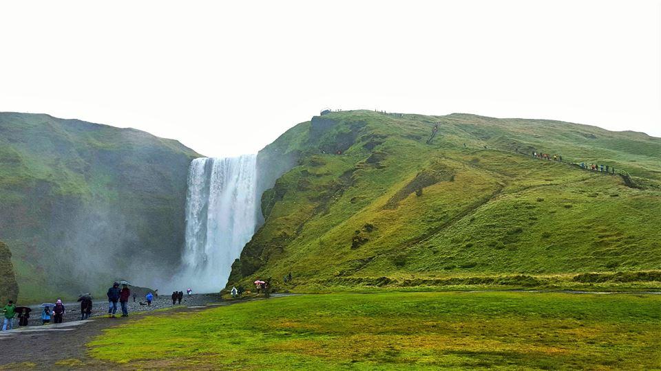 waterfall a